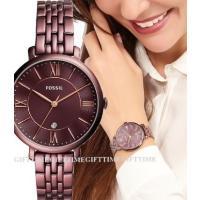 ★クラシック・デザイン&モダン・シェイプのジャクリーンはFOSSILの代表的な時計で伝統的な女性らし...