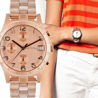 【MARC BY MARC JACOBS ヘンリー クロノグラフ Henry Chronograph...