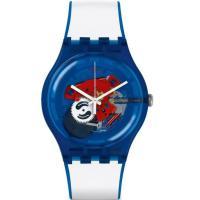 【SWATCH GENT(スウォッチ ジェント)とは】 「Swatchの元祖」プラスチック製デザイン...