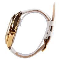 GUESS ゲス u12564l3 ホワイト ゴールド レディース 腕時計