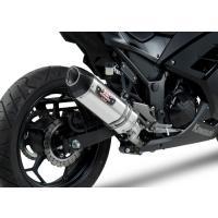 ステンレススリップオン Ninja 300 13-17 USヨシムラ R-77 147002J520