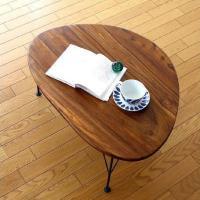シーシャムオーバルローテーブル