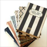 人気のブックボックスに ヨーロピアンタイプ柄が仲間入り  それぞれが個性豊かで レトロな雰囲気が漂い...