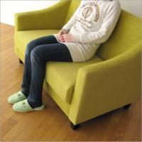 お部屋のイメージを印象付けるソファ ベージュ(beige)、グリーン(green)、 グレー(gra...