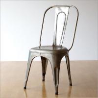 アイアンのシンプルな手作りチェアー  こんな椅子見たこと無いでしょ クールな印象のデザインがGOOD...