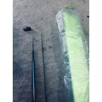 国産の短い低価格の鮎竿  6本継で、全長7.2m 硬調で仕舞寸法は133cmです。  先径 1.8m...
