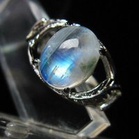 ムーンストーン 指輪 (14号) t135-5817