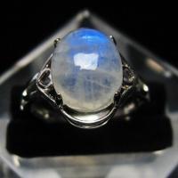 ムーンストーン 指輪 (12号) t135-5820