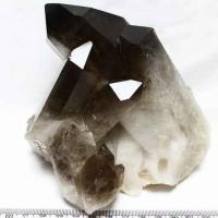 1.2Kg ブラジル産  モリオン 純天然 黒水晶 クラスター t143-562