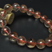 ファイナルグレードルチルクォーツ(金針ルチル水晶) ブレスレット 12mm  t15-9887