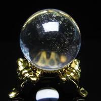 ヒマラヤガーデンクォーツ(庭園水晶) 丸玉 22mm  t294-3043