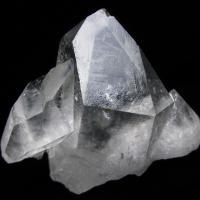 アーカンソー州産 水晶クラスター t619-4315
