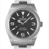 ROLEX(ロレックス) エクスプローラー 214270 ステンレススティール/SS ブラック/Bl...