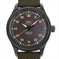 IWC パイロットウォッチ マーク18 トップガン・ミラマー IW324702 セラミック/Cera...