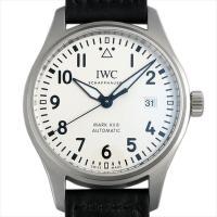 IWC パイロットウォッチ マーク18 IW327002 ステンレススティール/SS シルバー/Si...