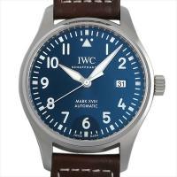 IWC パイロットウォッチ マーク18 プティ・プランス IW327004 ステンレススティール/S...