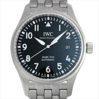 IWC パイロットウォッチ マーク18 IW327011 ステンレススティール/SS ブラック/Bl...