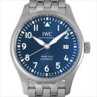 IWC パイロットウォッチ マーク18 プティ・プランス IW327014 ステンレススティール/S...