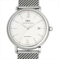 IWC ポートフィノ IW356505 ステンレススティール/SS シルバー/Silver 自動巻き...