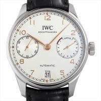 IWC ポルトギーゼ オートマティック IW500704 ステンレススティール/SS シルバー/Si...