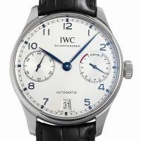 IWC ポルトギーゼ オートマティック IW500705 ステンレススティール/SS シルバー/Si...