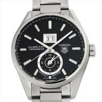 TAG Heuer(タグホイヤー) カレラ グランドデイト GMT WAR5010.BA0723 ス...