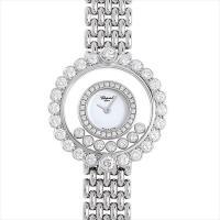 Chopard(ショパール) ハッピーダイヤモンド 20/4180 ホワイトゴールド/WG パヴェダ...