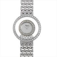 Chopard(ショパール) ハッピーダイヤモンド 20/5691 ホワイトゴールド/WG グレー/...