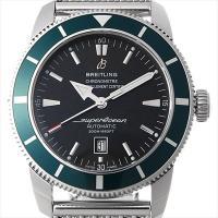 BREITLING(ブライトリング) スーパーオーシャン ヘリテージ46 グリーンエディション A1...
