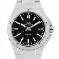 IWC インヂュニア オートマティック IW323902 ステンレススティール/SS ブラック/Bl...