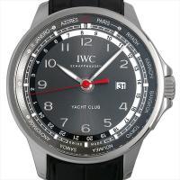 IWC ポルトギーゼ ヨットクラブ ワールドタイマー 世界限定500本 IW326602 ステンレス...