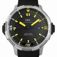 IWC アクアタイマー オートマティック 2000 IW358001 チタン/TI ブラック/Bla...