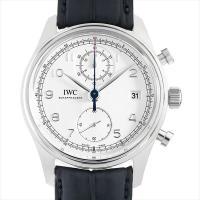 IWC ポルトギーゼ クロノグラフ クラシック IW390403 ステンレススティール/SS シルバ...