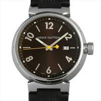 LOUIS VUITTON(ルイヴィトン) タンブールGM Q1111 5 ステンレススティール/S...