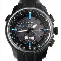 SEIKO(セイコー) アストロン SBXA033 ステンレススティール/SS ブラック/Black...