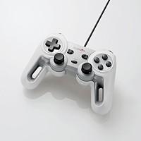 XInput/DirectInput両対応で幅広いゲームが楽しめる!高耐久アナログスティックと高耐久...