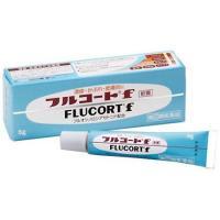 【指定第2類医薬品】市販薬 フルコートf軟膏は、化膿を伴う皮膚疾患、あせも、かぶれ、めんちょうなどに...