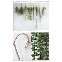 観葉植物 フェイクグリーン イミテーション 造花 DECOR IMITATION スワッグ BEAN LEAVES A  グリーンネックレス