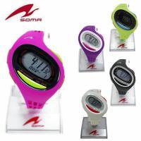 セイコー SOMA ランニングウォッチ RUNONE100SL DWJ09 ミディアムサイズ 腕時計...