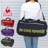 le coq sportif ルコック ボストン 36131 スポーツバッグ ショルダー大人気!ルコ...