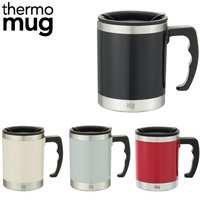サーモマグ マグカップ マグ 400ml M16-40 thermo mug 保冷保温 マイボトル 新生活 ご家庭で オフィスで アウトドアで プレゼント エコ マイカップ