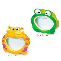 INTEX社製 アニマルスイムマスク子供用 55910/Fun Mask インテックスプール&水遊び...
