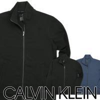 Calvin Klein カルバンクライン ブラック オニキス ジップアップ ストレッチ ジャケット NM1427AD ポイント10倍 メール便不可