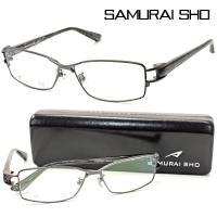 【SAMURAI SHO】サムライ翔 ビジネスライン 智 ss-T13 col.2 メガネ 度無ダテ...