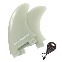 ブランド:GLASSY(グラッシー) モデル:ナイロングラス スタビライザーフィン/サイドフィン(F...
