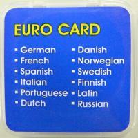 GT-V4 & V5 共用 言語拡張用カード  ★地域ごとの主要言語を1枚のカードに収録 ド...