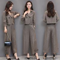 【商品詳細】 ◆スーツセット:コート+パンツ ◆サイズ: M L XL XXL  ◆カラー:カーキ ...