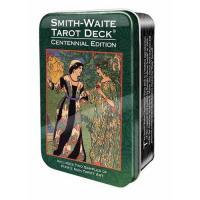 タロットカード 缶入りスミス・ウェイト版 Smith-Waite Tarot in a Tin