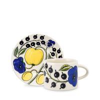 【あすつく】 アラビア Arabia パラティッシ アラビアカップ&ソーサー 280ml 16.5cm【5%還元】