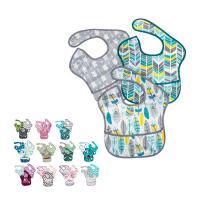バンキンス Bumkins お食事エプロン 3枚セット スーパービブ 6~24ヶ月 防水 洗濯可 ベビー 赤ちゃん